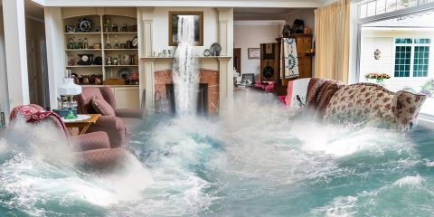 Flooding Home