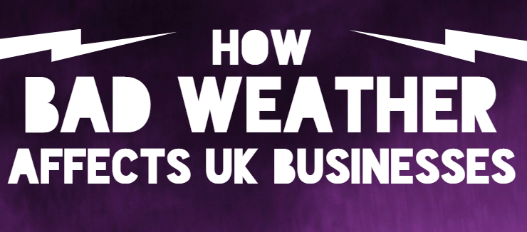How Bad Weather Affects Businesses