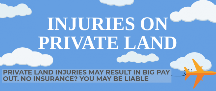 Injuries On Private Land