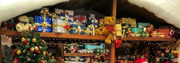 Santa's Toy Workshop