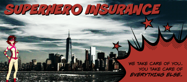 Superhero Insurance