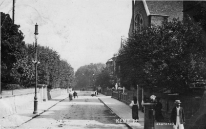 Christ Church Ashburton Road and Kent Road