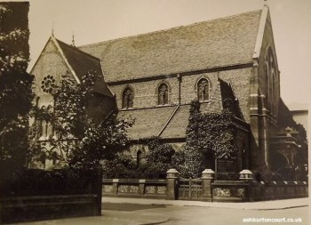Christ Church, Ashburton Road pre-1941