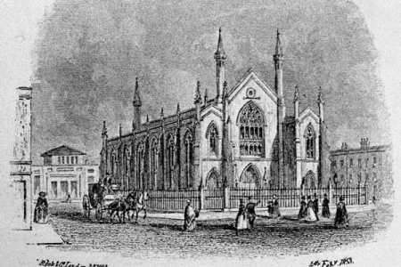 St Pauls Church Southsea 1853