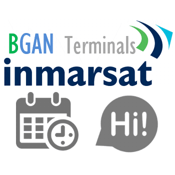 Inmarsat BGAN Pay Monthly Service Subscriptions