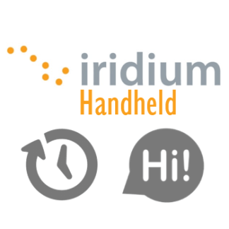 Iridium Satellite Airtime Vouchers - Iridium 9575 Extreme Satellite Phone
