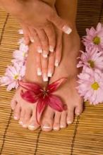 manucure pedicure