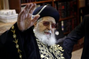 ISRAEL-RELIGION-RABBI-YOSEF-DEATH-FILES
