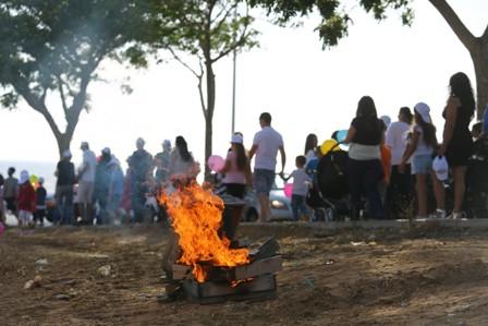 feu lag baomer
