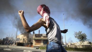 palestiniens intifada