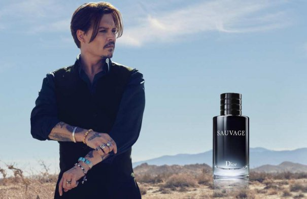 Johnny Depp, star d'un road movie pour Dior - ©Dior