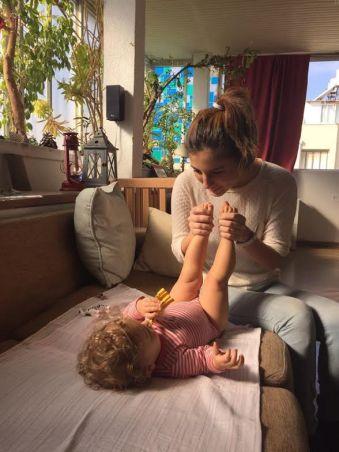 reflexologie des bebes