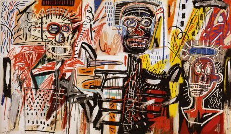 baptism-by-jean-michel-basquiat