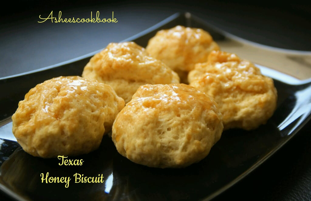 Texas Honey Biscuit