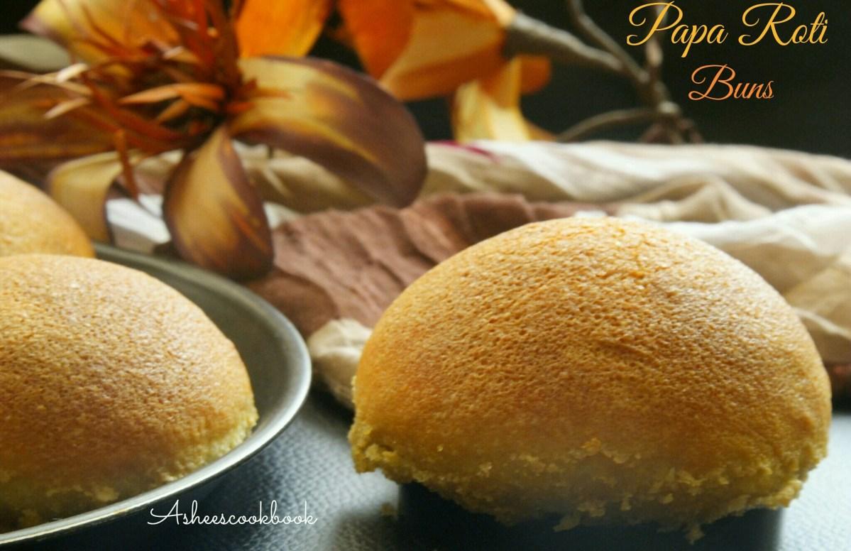 Pappa Roti Buns