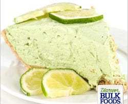 natural key lime pie mix