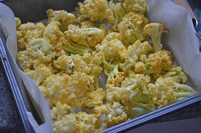 smokey cauliflower