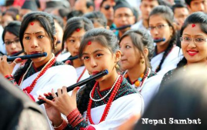 nepal sambat program