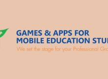 Games & Apps for Mobile Education (GAME) Studios.