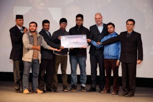 Ncell app camp thematic winner on tourism - Lipi