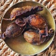 Sapu Mhicha - Newari food of Nepal