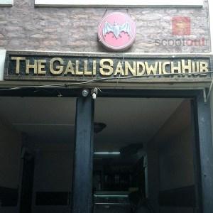 The Galli Sandwich Hub