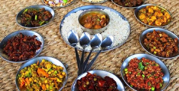 Newari Food