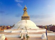 Must try restaurants near Boudhanath temple