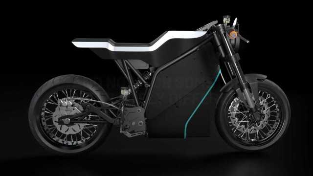 Yatri project zero electric motorbike