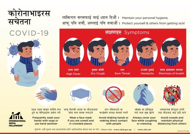 Coronavirus Awareness Nepal