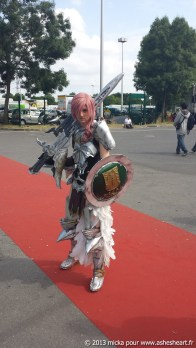 [Event] Japan Expo 2013 - Cosplay 04