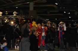 Event – Paris Manga & Sci-Fi show – Foule 02