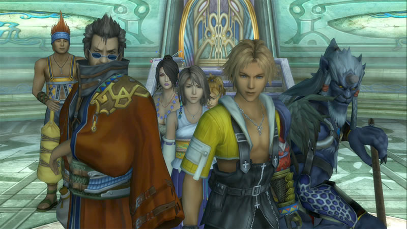 Test - Final Fantasy X | X-2 HD Remaster - image 1
