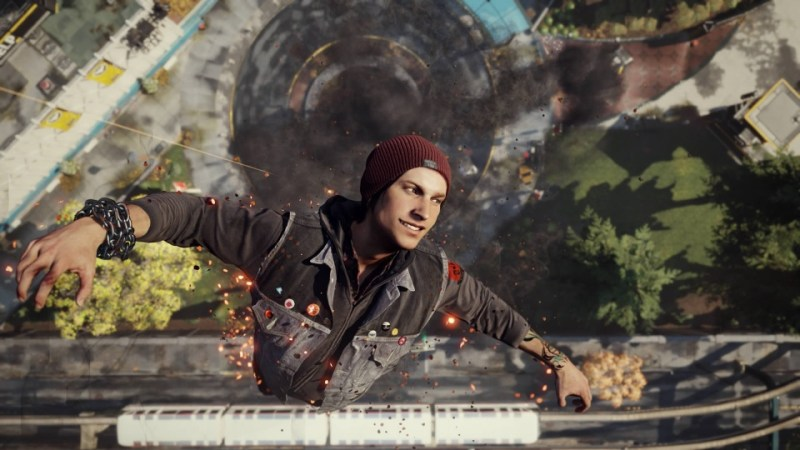 Test – inFamous Second Son - graphismes