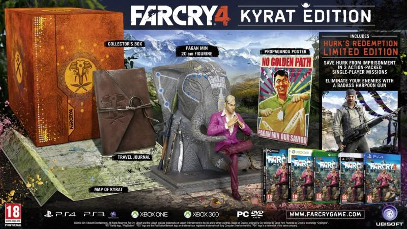 Actualité - Far Cry 4 - présentation de l'édition collector et médias - image 1