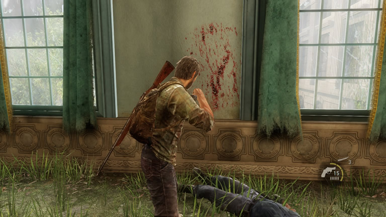 Test - The Last of Us Remastered - principe du jeu
