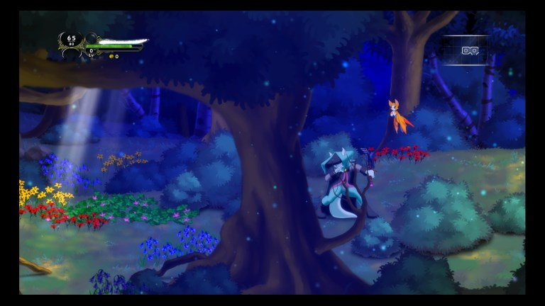 Test - Dust : An Elysian Tail - graphismes