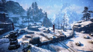 Actualité - Far Cry 4 - la Vallée des Yétis - disponible - camp