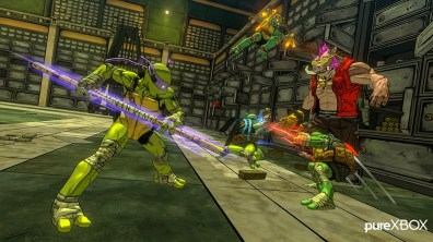 Actualite - Tortues Ninja - screenshots - image 2