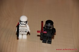 Lego - Set 75104 Kylo Ren's Command Shuttle - image 08