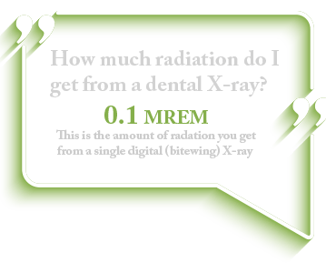 Learn more - Dental Radiation Facts