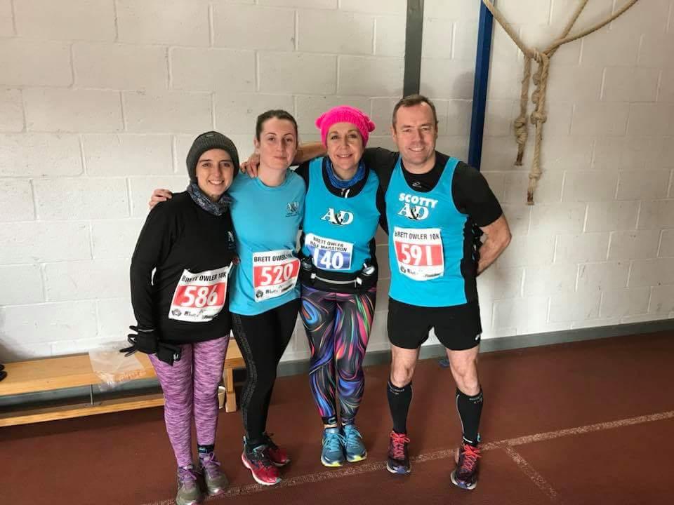 10k and Half Marathon