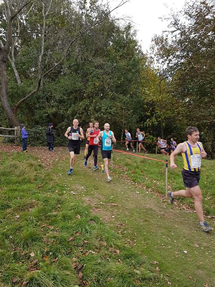 Men XC Mark Harrison