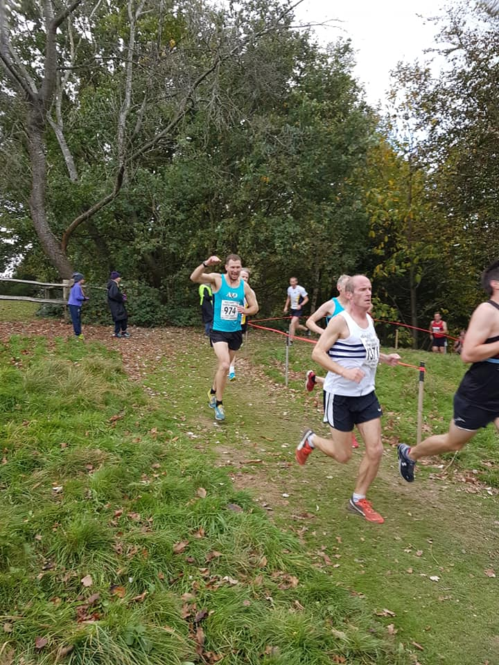 Mens XC Jon Pearce
