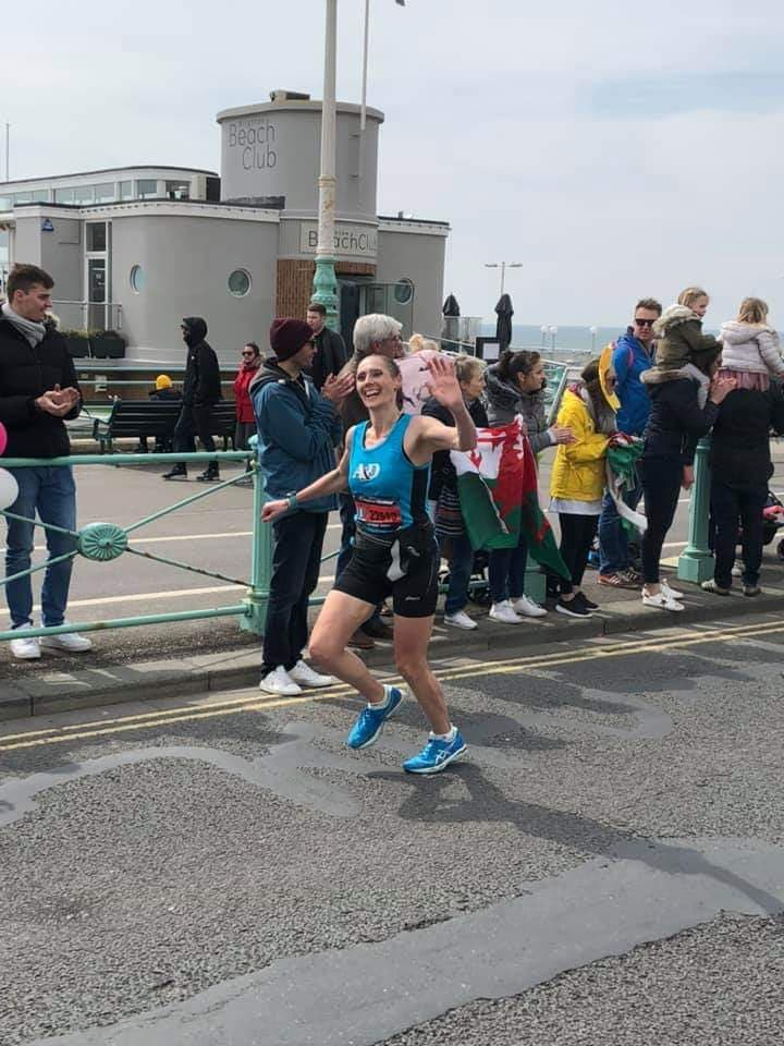 Brighton Marathon Becks Macey (3)