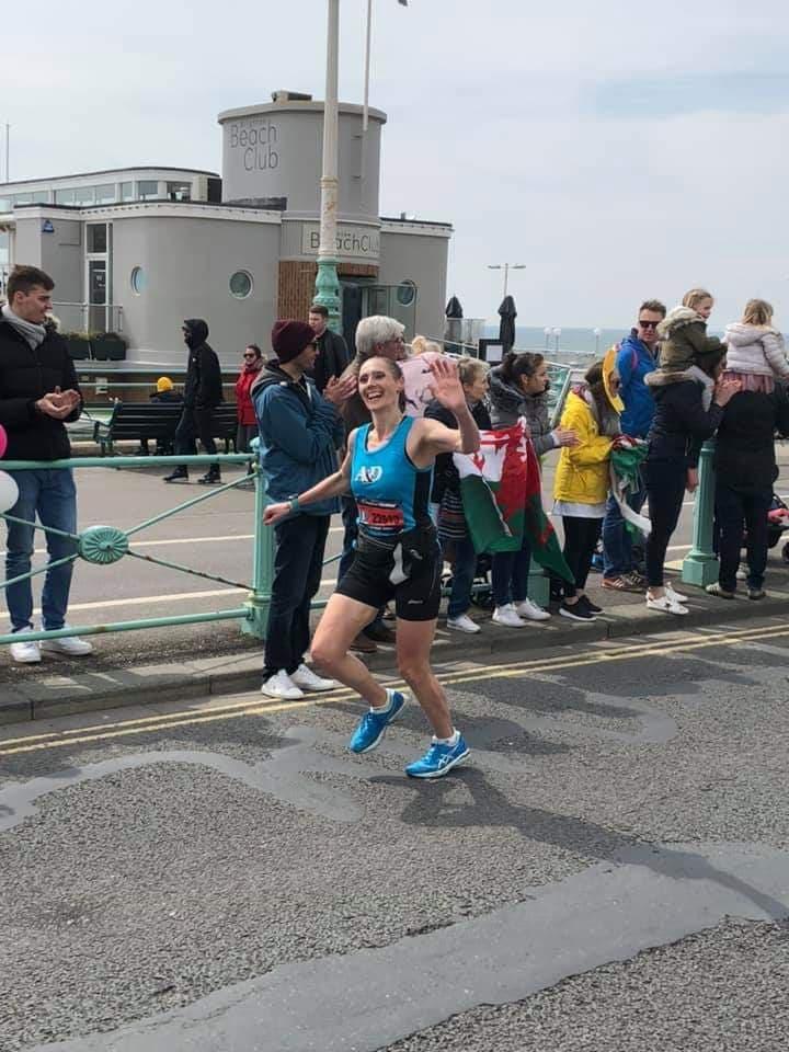 Brighton Marathon Becks Macey (3)