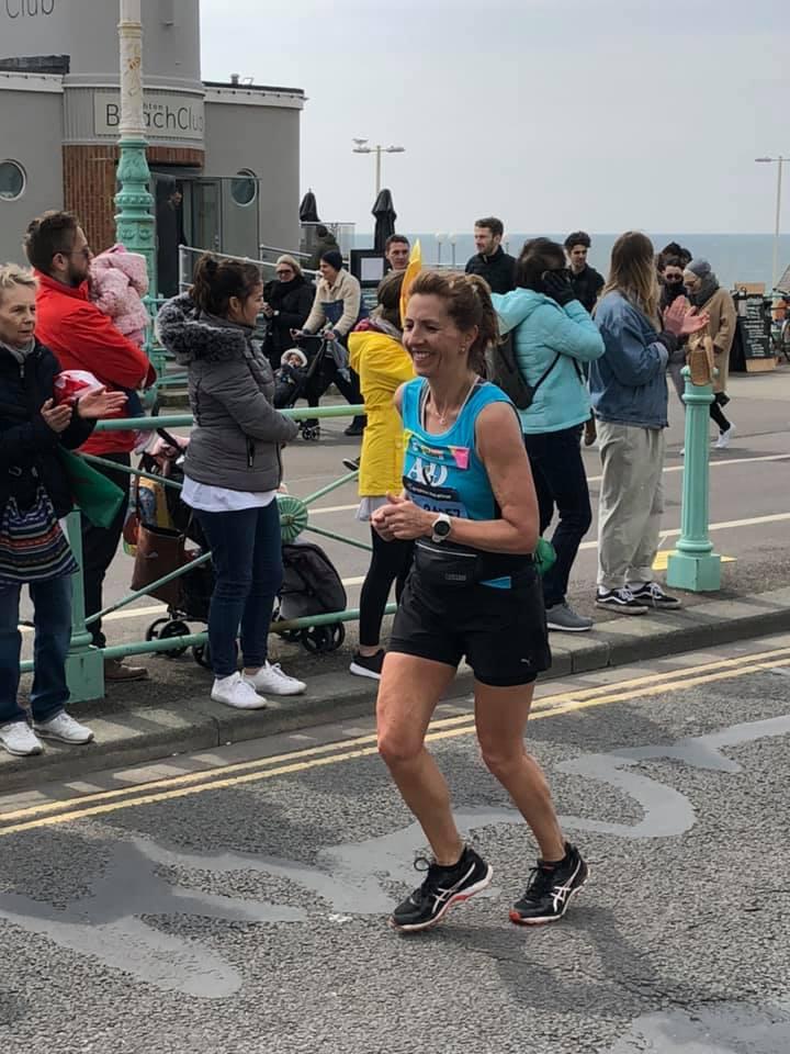 Brighton Marathon Sandi Mortimer (2)