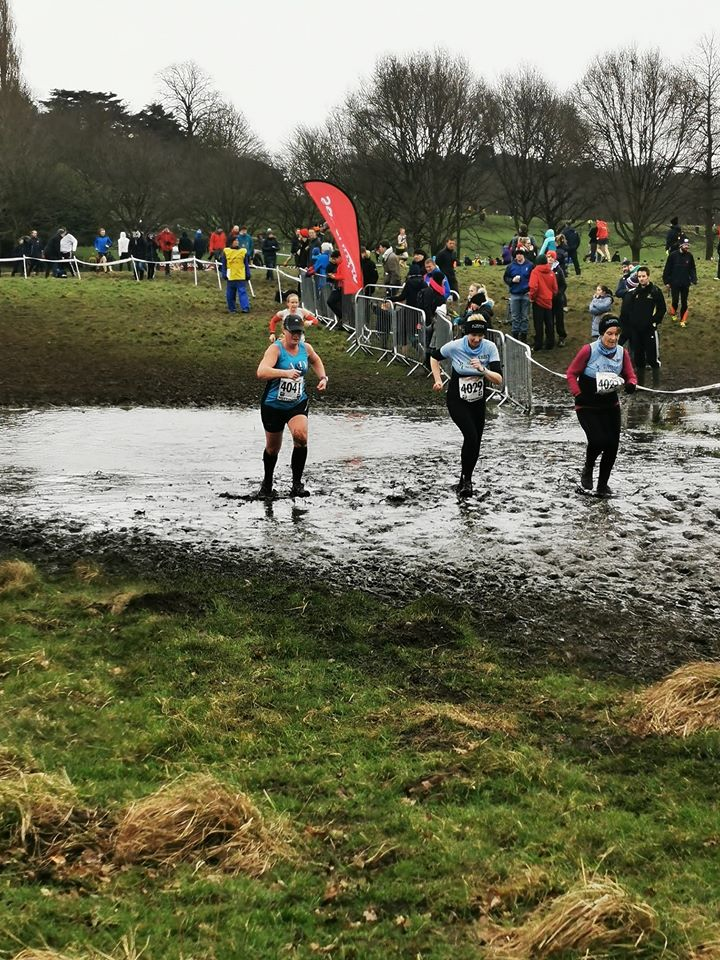 Lucy Johnstone XC Nationals