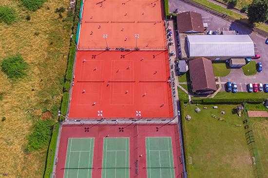 Junior tennis club membership