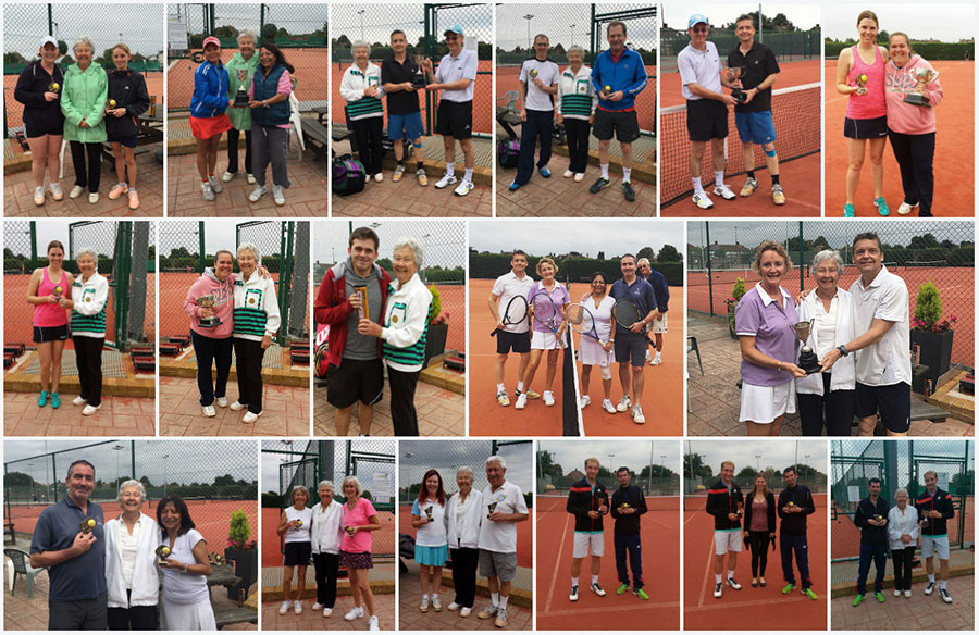 Handicap Tennis Finals Weekend 2016